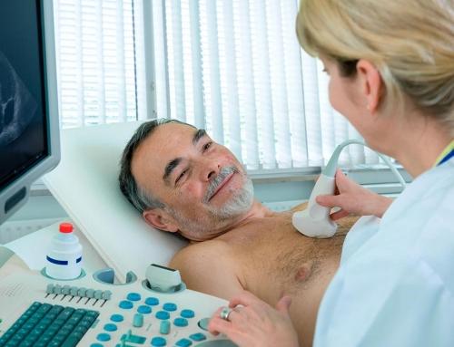 Ultrasound Echocardiogram
